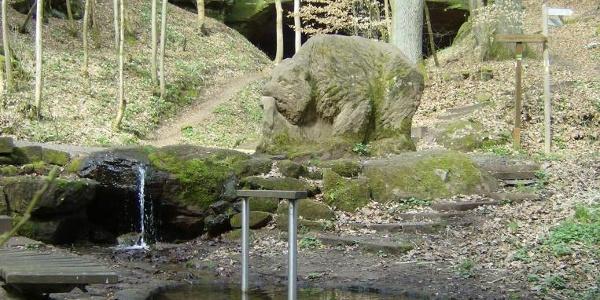 Bärenhöhle - Gesamtansicht