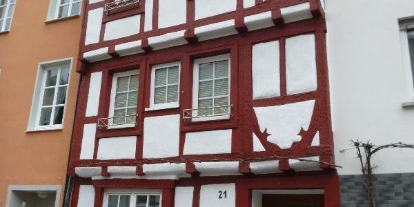 Fachwerkhaus in Bernkastel