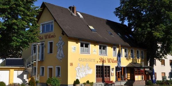 """Gaststätte """"Bei Wilms"""""""
