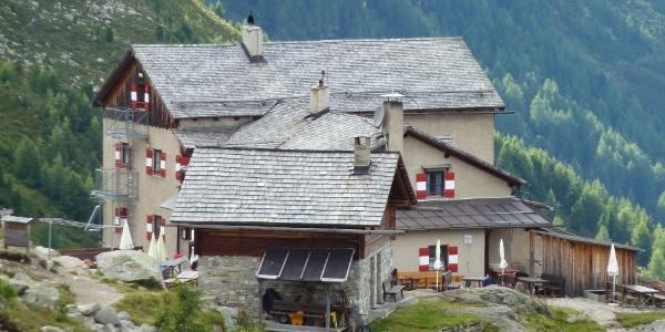 Kasseler Hütte - Rifugio Roma