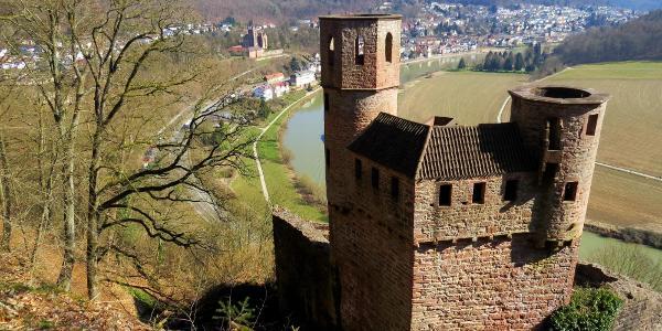 Burg Schadeck, genannt Schwalbennest