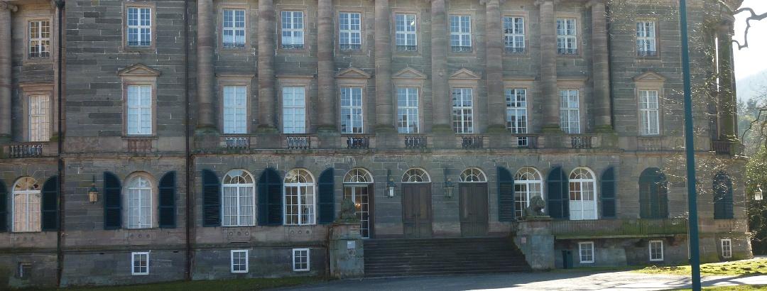 Schloss Wilhelmshöhe - Weißensteinflügel
