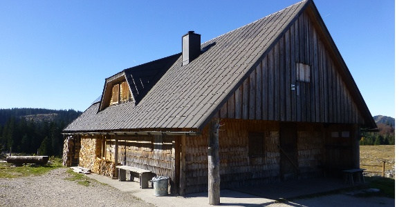 Die Feldwiesalm - eine gemütliche Halterhütte