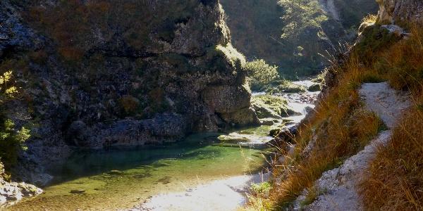 Die Ötschergräben - Grand Canyon in Österreich