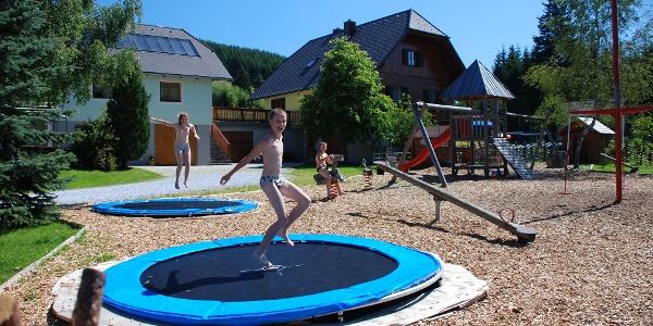 Holzmeister Spielplatz