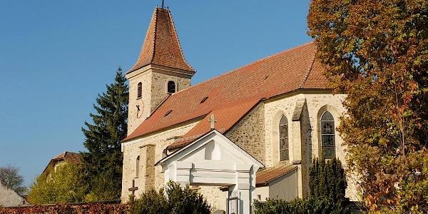 Pfarrkirche Brand