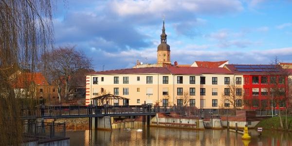 Stadtbild Spremberg