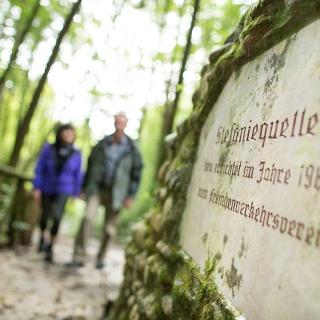 Burgthannerweg Stefaniequelle