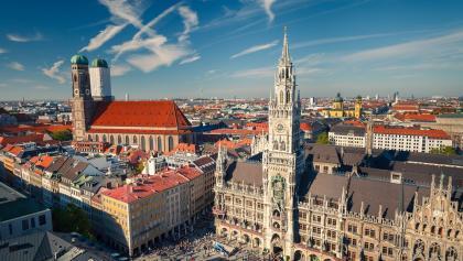 Stadtzentrum München