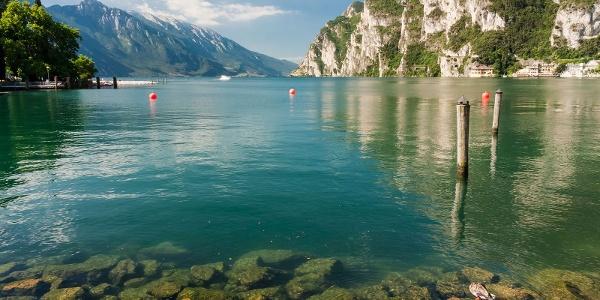 Ausblick auf den Gardasee