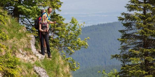 Hüttenwanderung - Ammergauer Höhenweg (3.Etappe von 4)