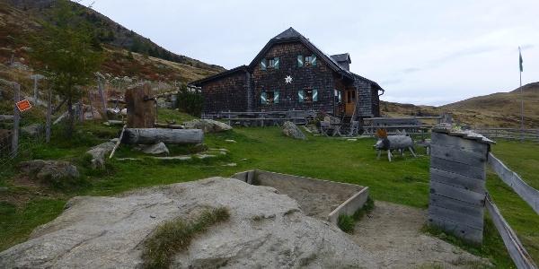 Die Millstätter Hütte