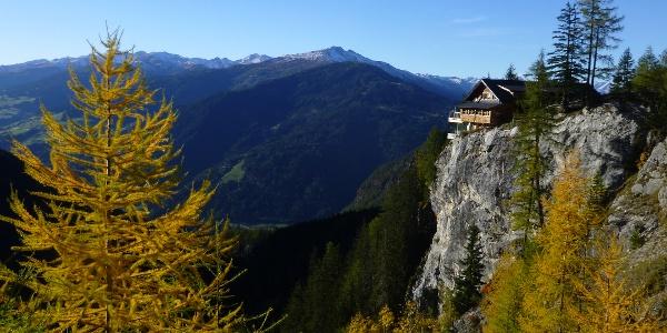 Die Dolomitenhütte
