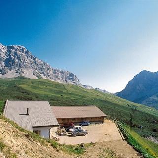 Alp Carschina St. Antönien