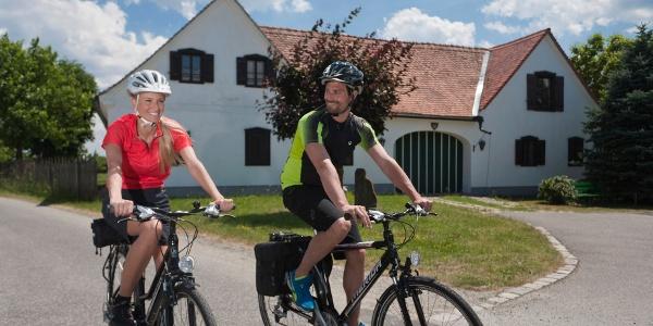 Unterwegs bei Bad Waltersdorf