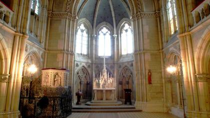 Schlosskirche St. Pantaleon und Anna