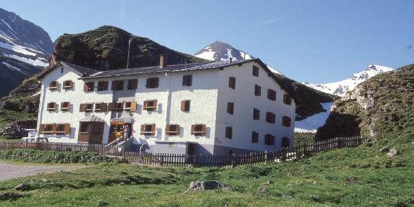 Heidelberger Hütte Sommer