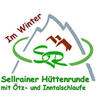 Sellrainer Hüttenrunde im WInter.