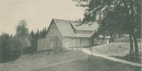 Polsterberger Hubhaus um 1920