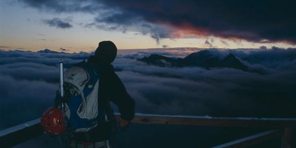 Morgenstimmung Payerhütte