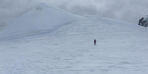 Gipfelkuppe des Großen Fillarhorns
