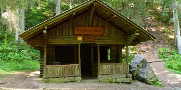 Rolf-Hammann-Hütte des Schwarzwaldvereines