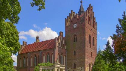 Kirche Linum
