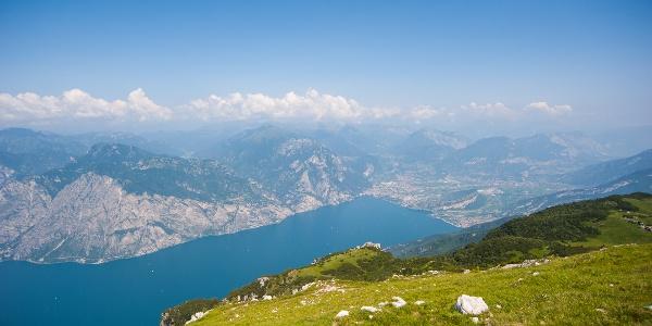 Panorama dal Monte Altissimo