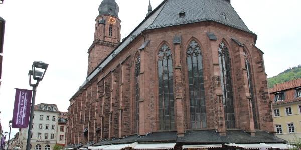 Am Kornmarkt Heidelberg
