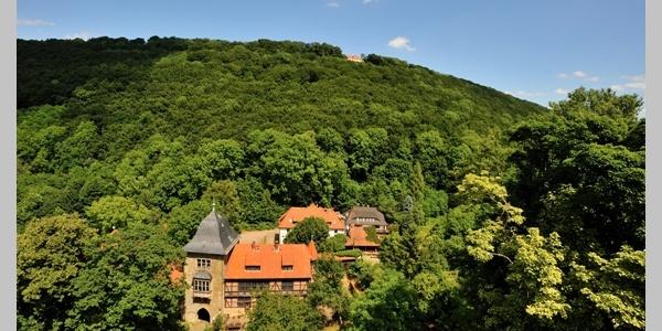 Burg Schaumburg - Blick auf das Torhaus