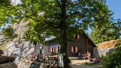 Kienthaler Schutzhaus des ÖTK