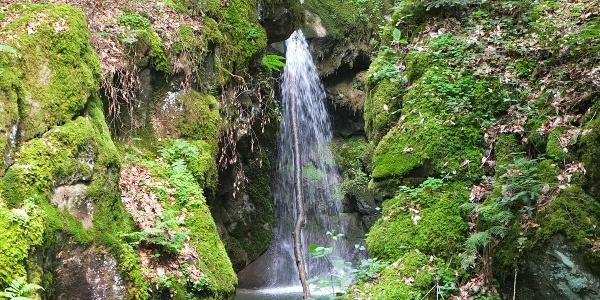 Hasselbachwasserfall