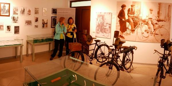 Scherenschleifermuseum in Stolvizza