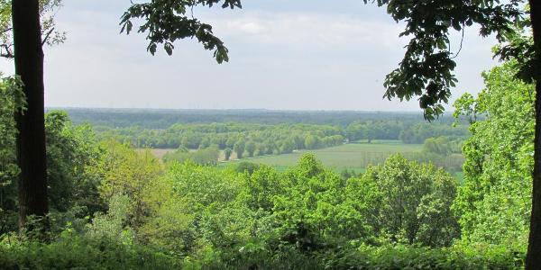Uitzicht vanaf Molenberg Gildehaus