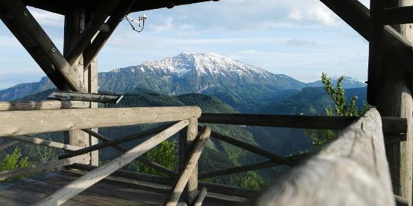 Aussichtswarte Hochbärneck (Copyright: weinfranz.at)