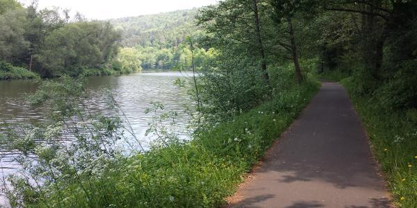 Rennrad- Tauglicher Radweg Fulda