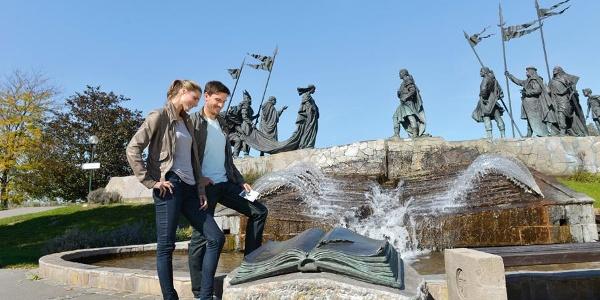 Nibelungenbrunnen, Tulln
