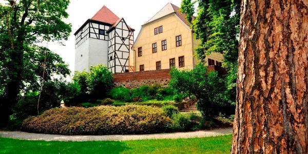 Bad Düben, Burg