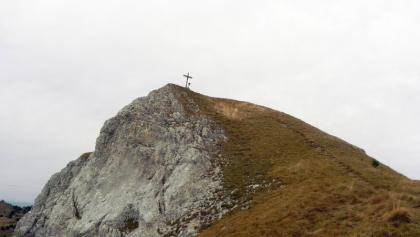 Gipfel des Hasentalkopfs
