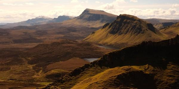 The Rocks of Quiraing • Hiking Trail » outdooractive com