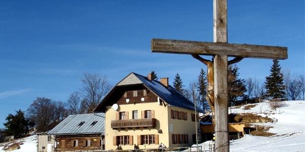 Schobersteinhütte 1260m