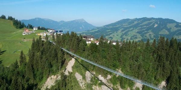 Skywalk Hängebrücke