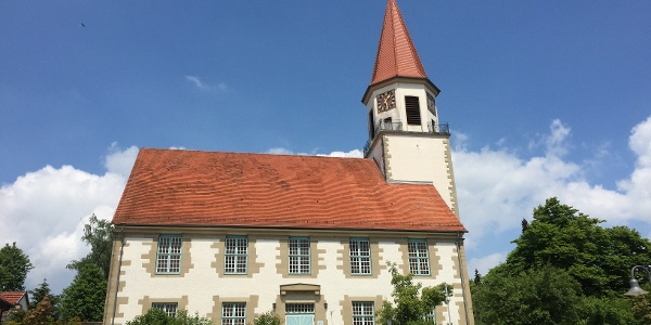Kirche Gärtringen