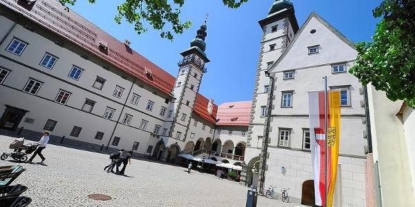 Landhaushof, Foto: Bauer