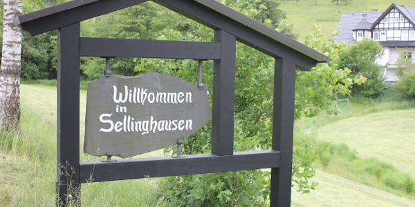 Willkommen in Sellinghausen