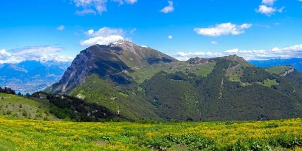 Sentiero del Ventrar - Monte Baldo