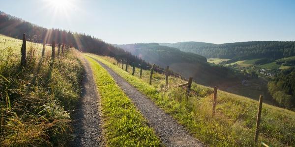 Unterwegs in Ferienregion Eslohe