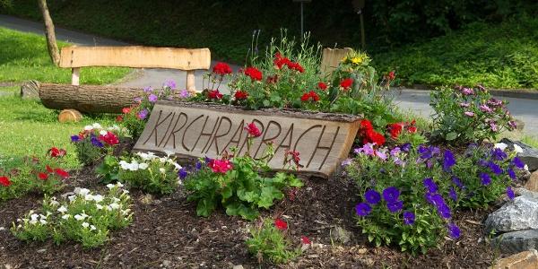 Unterwegs in Kirchrarbach