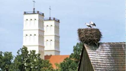 Kirche Straupitz