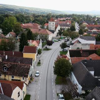 Hauptstraße Katzelsdorf